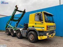 betonmixer vrachtwagen Ginaf M 4243 TS EURO 2, 8x4 1998