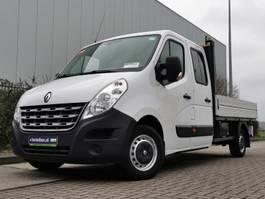 platform bedrijfswagen Renault Master T35 2.3 dci  hiab 013t! 2013