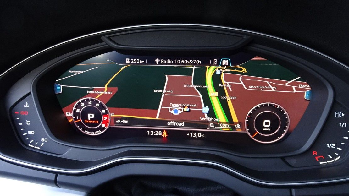 suv wagen Audi SQ5 3.0 TFSI SQ5 benzine- Daytona - 21'' - Panorama - ruitleder 2017