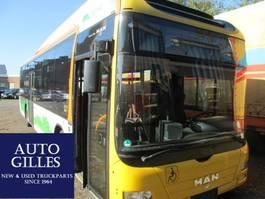 stadsbus MAN Lions City A37 Hybrid 2011