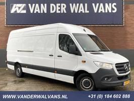 gesloten bestelwagen Mercedes-Benz Sprinter 316CDI 164pk L3H2 Euro6 Maxi | Airco 3500kg-Trekhaak MBUX Camera Cruise ... 2019