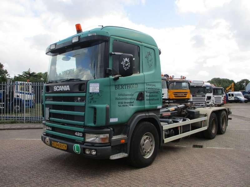Scania - 124 420 EURO 3 2