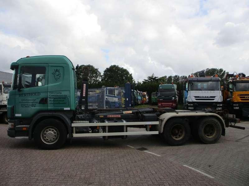 Scania - 124 420 EURO 3 4