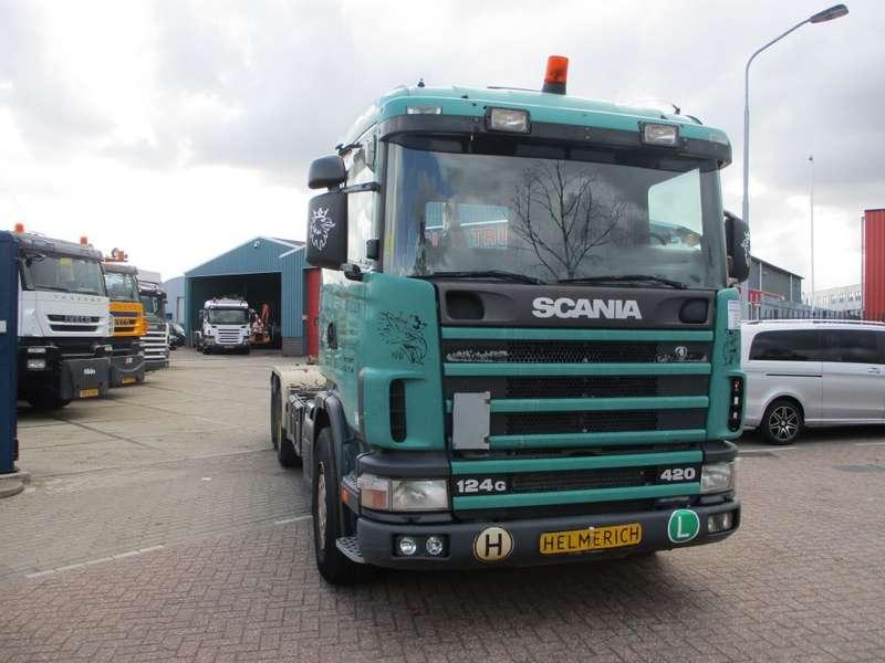 Scania - 124 420 EURO 3 1
