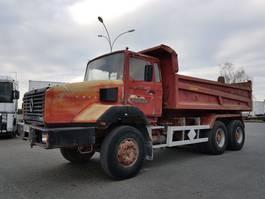 kipper vrachtwagen > 7.5 t Renault CBH 280 6x4 BENNE 1988