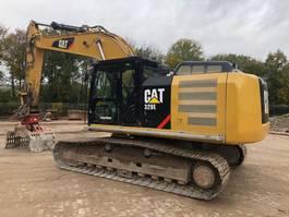 rupsgraafmachine Caterpillar CAT 329 EL Top condtion Company machine 2012