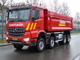 kipper vrachtwagen > 7.5 t Mercedes-Benz AROCS 4451 8x6 2014