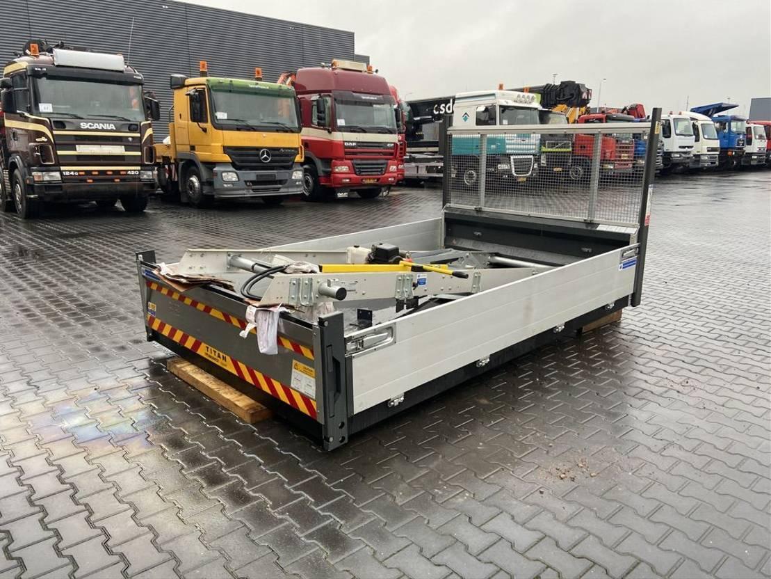 Kipperbak vrachtwagen onderdeel Titan Unused Tipper 2021