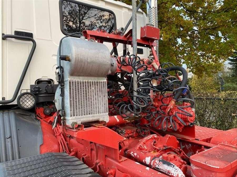 Scania - 124C 420/4X4/ Mit Betonmischer Liebherr 10 m3 Komplettzug 7
