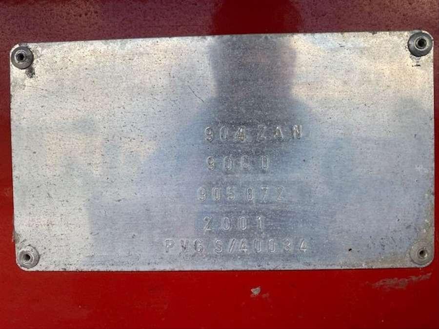 Diversen - Prestel Betonmischer Liebherr 10 m3124C 420/4X4/ Mit Betonmischer Liebherr 10 m3 Komplettzug 16