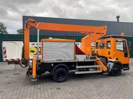 autohoogwerker vrachtwagen Weber lifter TG1700 EG 2000