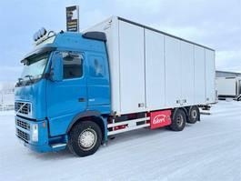 koelwagen vrachtwagen Volvo FH12 -500 Globetrotter 2005