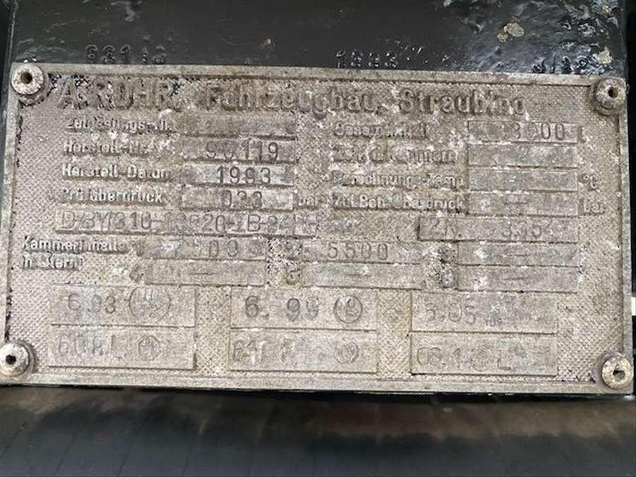 Mercedes-Benz - Actros 1841 Euro 5 Retarder 13000 Liter 20