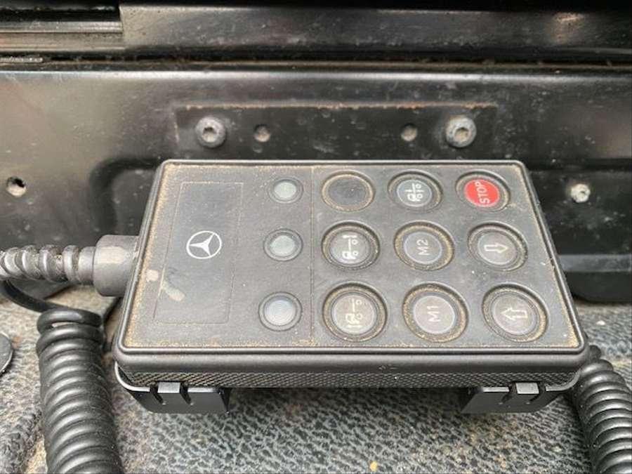 Mercedes-Benz - Actros 1841 Euro 5 Retarder 13000 Liter 14