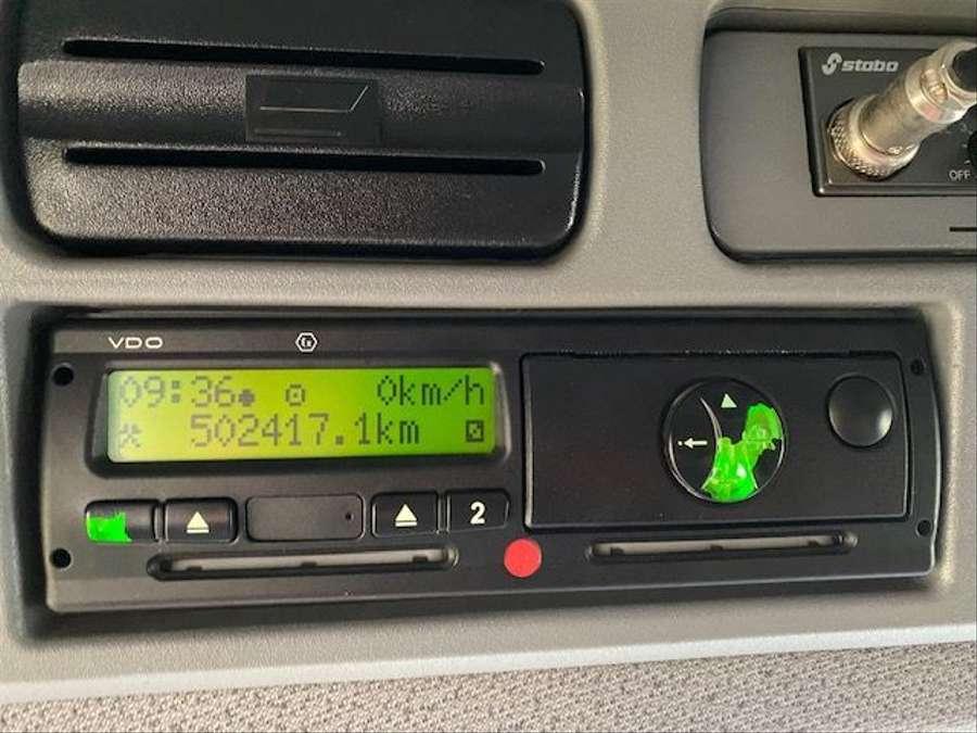 Mercedes-Benz - Actros 1841 Euro 5 Retarder 13000 Liter 13