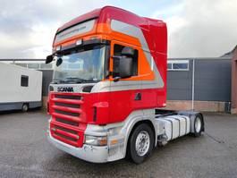 standaard trekker Scania R500 4x2 Topline Euro5 - Manual - Retarder - 2 FuelTanks - 05/2021 APK (T495) 2007