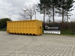 puin container 30m3 6.2mtr lang