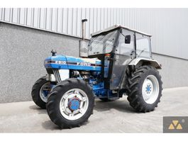standaard tractor landbouw Ford 2910 4WD 1985