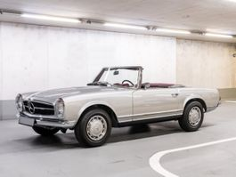 overige personenwagens Mercedes-Benz 280 SL W113 Pagode 280 SL W113 Pagode Autom. 1967