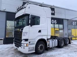 standaard trekker Scania R620 6x2 2013