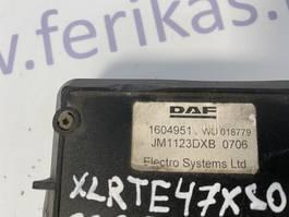 Regeleenheid vrachtwagen onderdeel DAF xf95 2004