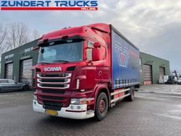 schuifzeil vrachtwagen Scania R420 2011