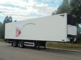 koel-vries oplegger Pacton 2-Axle / 10.95 M / Steering / Carrier Vector 1850 / Silent 2007