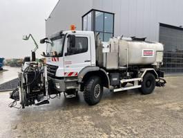 asfalteermachine wielen Mercedes-Benz Axor 1833 Euro 5 Bitumen spray truck 2010