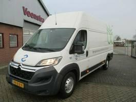 bakwagen vrachtwagen Citroën Jumper 2.2HDI Klima L4/H3 Netto €6750,=