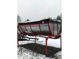 Overig vrachtwagen onderdeel Norslep asphalt tub for truck 2011