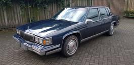 sedan auto Cadillac cadillac De Ville 8 Cil.automaat 1986