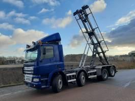 containersysteem vrachtwagen DAF ac85.xc.480   8x2 2004