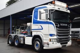 standaard trekker Scania R 580 Euro 6, 6x4, Retarder, Hydraulic, 90 Ton, Truckcenter Apeldoorn