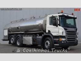 tankwagen vrachtwagen Scania P 410 // Euro 6 2017
