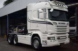 standaard trekker Scania R 730, 6x4, Hydraulic, Truckcenter Apeldoorn