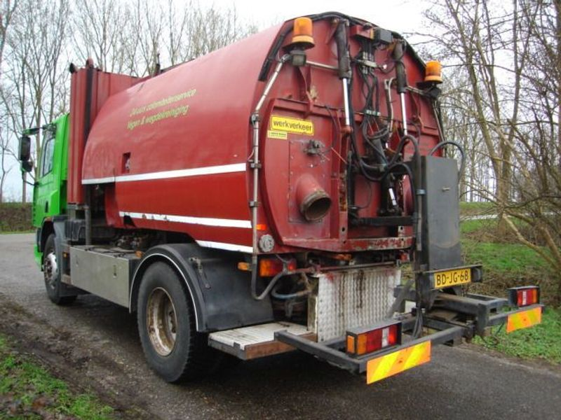 DAF - AE75RC/MANUAL/STEEL STEEL/240PK ATI 3