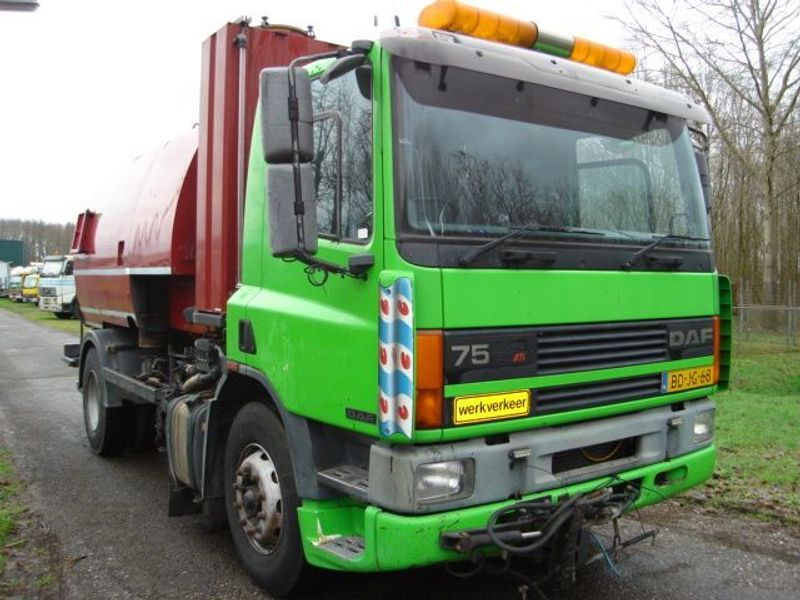 DAF - AE75RC/MANUAL/STEEL STEEL/240PK ATI 1