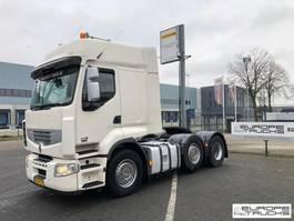 standaard trekker Renault Premium 450 Steel/Air - Automatic - NL Truck - Low mileage 2009
