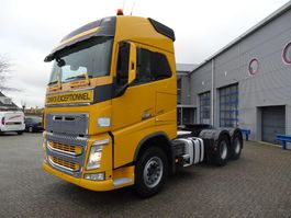 standaard trekker Volvo FH 540 FH4- / 6X4 / GLOBETROTTER / AUTOMATIC / RETARDER / SPECIAL TRANSPORT / 1... 2013