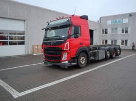 standaard trekker Volvo FM 450 2014