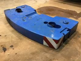 overige equipment onderdeel Liebherr LTM 1070-4.1 Counterweight 5T