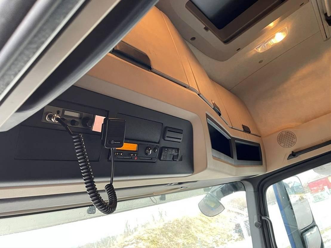 standaard trekker Mercedes-Benz Actros 2651 MB2651 6x4 hydr. system 2016