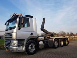 containersysteem vrachtwagen DAF CF 85.460 8x2 Haakarm 2013