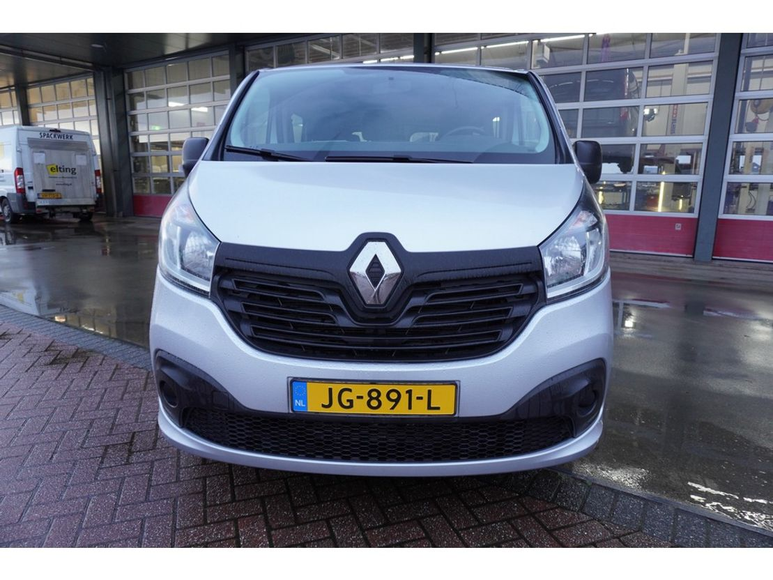 minivan - personenbus Renault Trafic Passenger 1.6 dCi Grand Authentique Energy 9 Persoons Airco/Cruise 2016