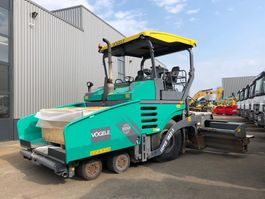 asfalteermachine wielen Vogele S1803-2 Pneumatic Asphalt Paver 2013