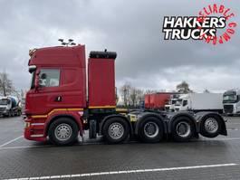 zware last trekker Scania R730 10x4*6 heavy duty 2014