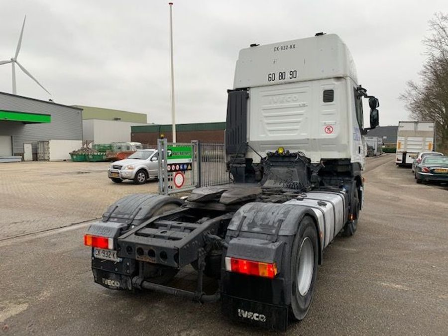 Iveco - STRALIS  AS 460 ECO/ kipper hydraulic/ retarder 7