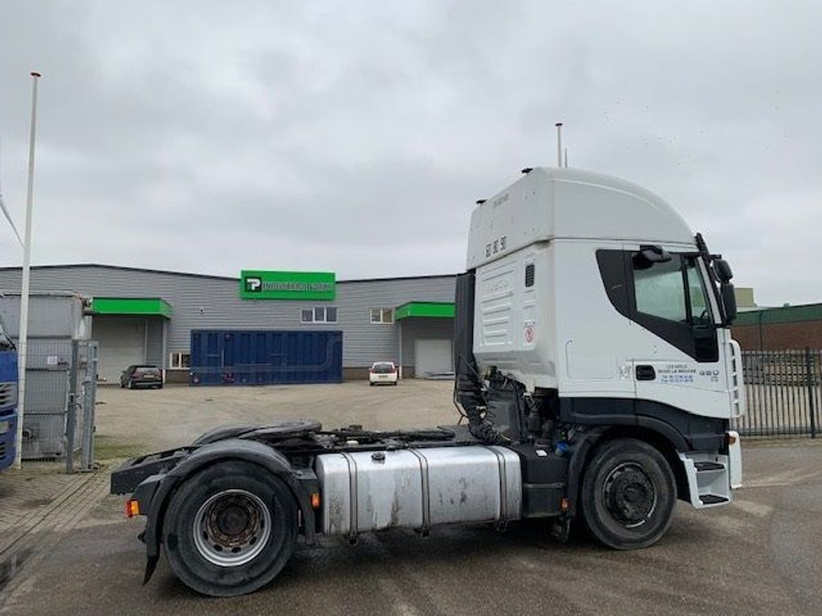 Iveco - STRALIS  AS 460 ECO/ kipper hydraulic/ retarder 3