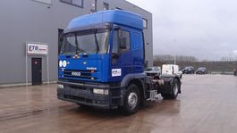 standaard trekker Iveco Eurotech 440 E 42 (6 CYLINDER WITH MANUAL PUMP / WITH PTO INSTALLATION / EURO 2) 1999