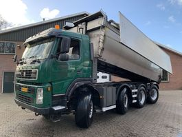 kipper vrachtwagen > 7.5 t Terberg FM1850-T 420 8X4 Isolated Tipper 22m3 - Manual gearbox - NL Truck 2003